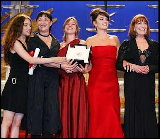 Las actrices de Volver (2006) en Cannes