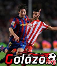 Barcelona contra Atlético de Madrid en vivo