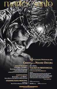 Cartel Martes Santo 2019