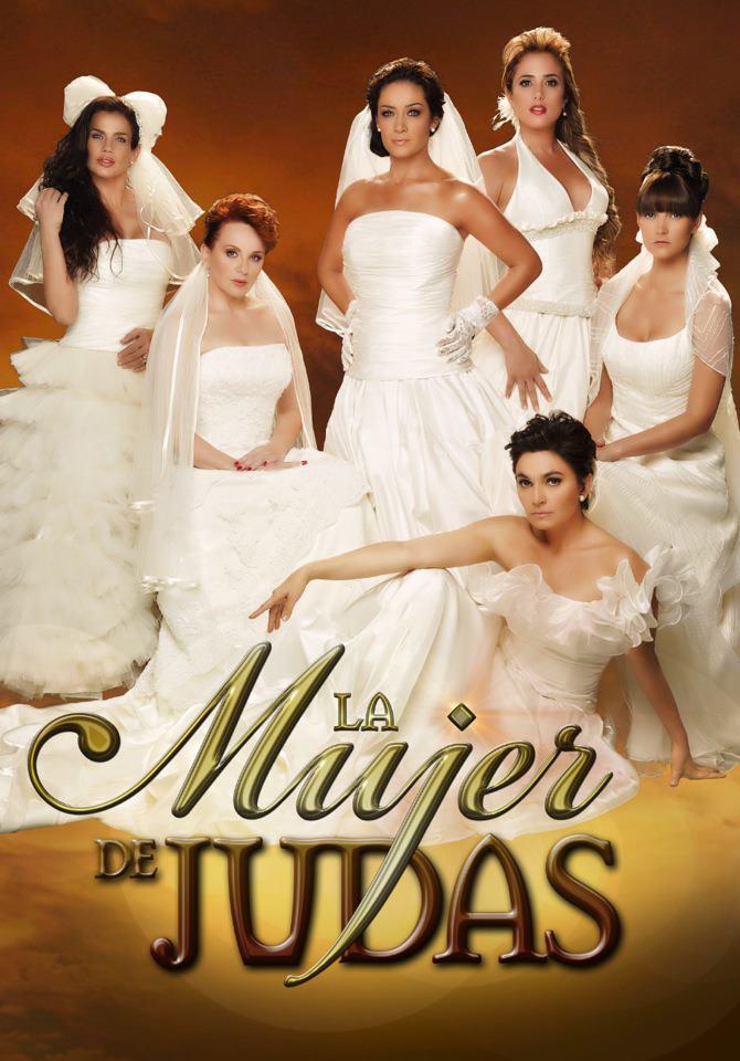 Ver La mujer de judas capítulos completos telenovela (2012)