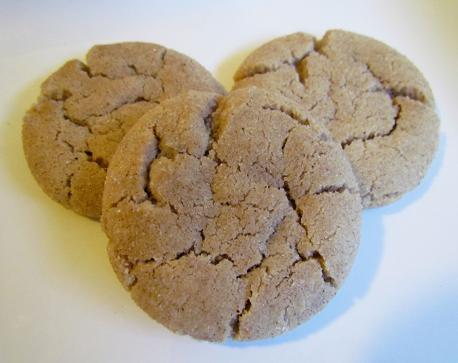 On Sugar Mountain : Chai Spiced Sugar Cookies