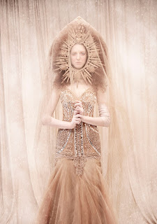 Haute couture baroque lekpa amato luxe evanescentes bijou fait main