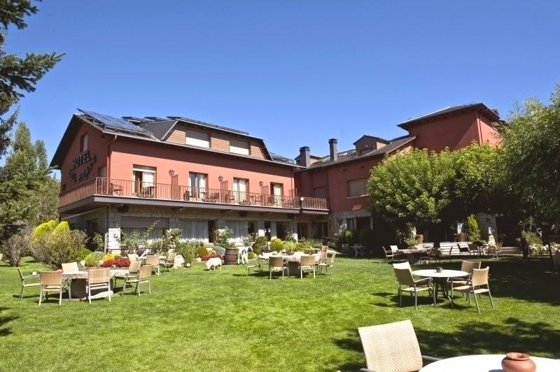 Hoteles para ni os puigcerd girona hotel del prado for Hotel familiar girona