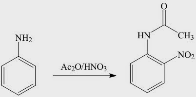 nitro hóa amine thơm