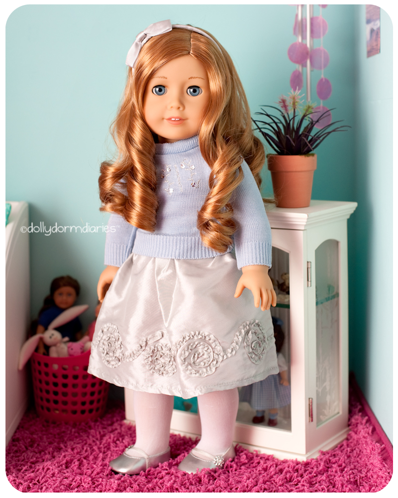 Meet our American Girl doll, Charity. Read 18 inch doll diaries at our American Girl Doll House. Visit our 18 inch dolls dollhouse!