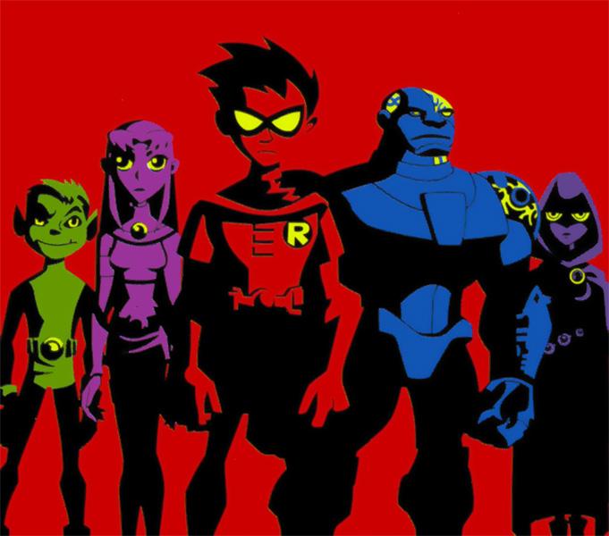 Theme Teen Titans Japan 116