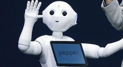 Robot Humanoid Laris Manis Terjual 1.000 Unit