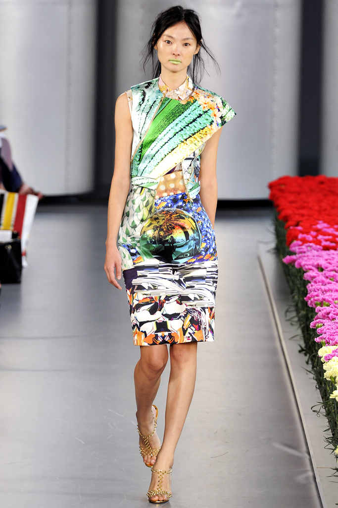 Mary Katrantzou Spring/Summer 2012