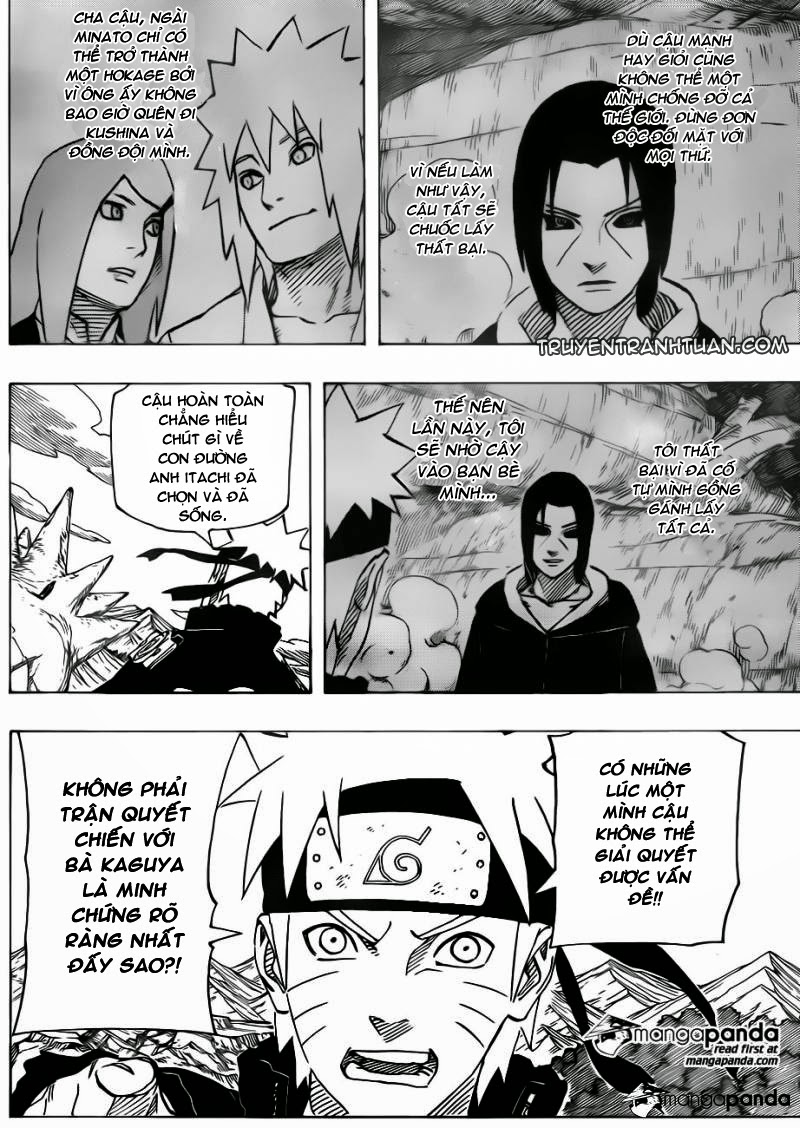 Naruto - Chapter 694 - Pic 11
