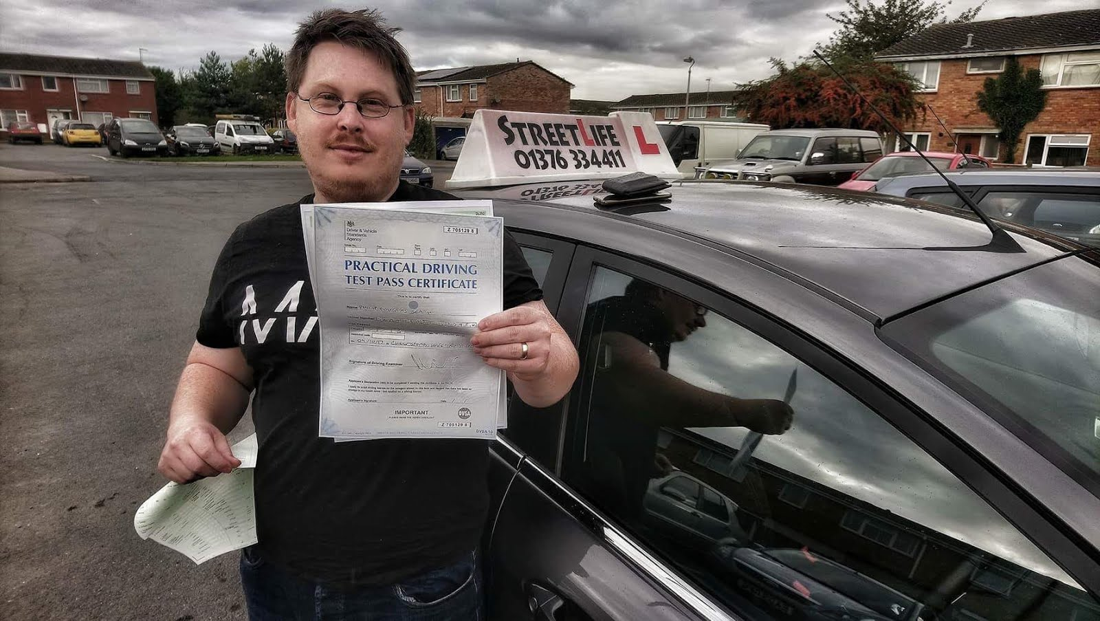 Streetlife Driving School Recent Passes Well Done Phil Seath Passed