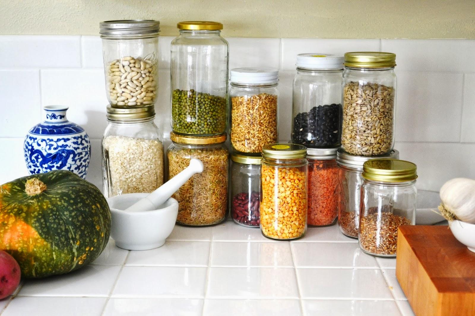 Kitchen Essentials nourish the roots: healthy kitchen essentials