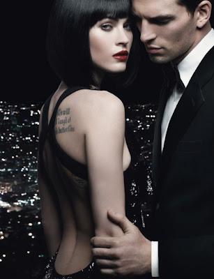 megan fox armani code 2011. Megan Fox : Armani Code 2011
