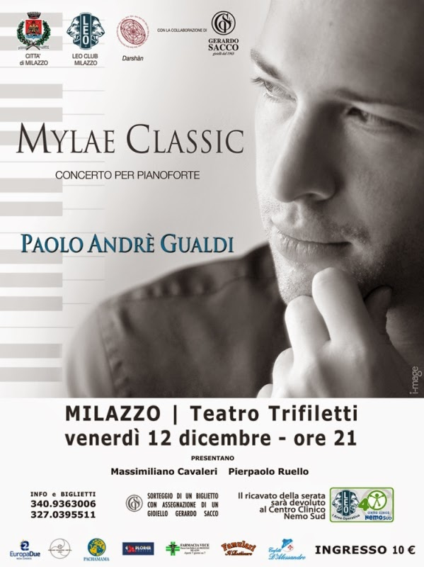MYLAE CLASSIC: CONCERTO DI PAOLO ANDRE' GUALDI