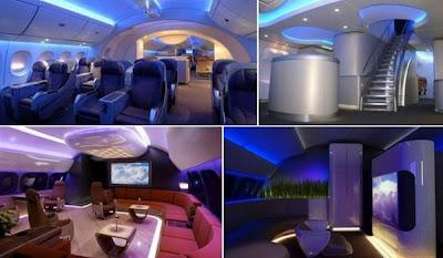 Ini Dia Dreamliner, Pesawat Inovatif Masa Depan [ www.BlogApaAja.com ]