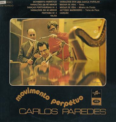 Carlos Paredes Meister Der Portugiesischen Gitarre