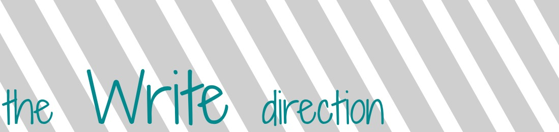 The Write Direction