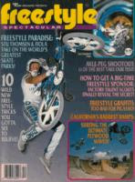 Freestyle SPECTACULAR 1986 December