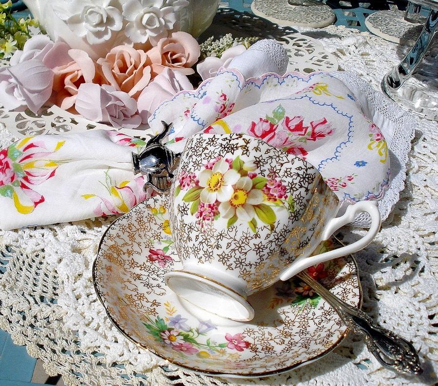 Happy To Design: A Summer's Tea On The Veranda...a Revisit