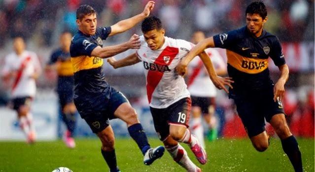 River Plate vs Boca Juniors, Copa Libertadores