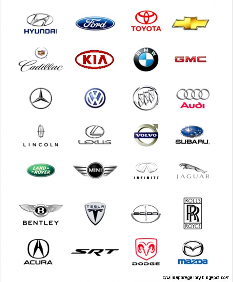 Luxury Car Logos  2016 Camaro dot com