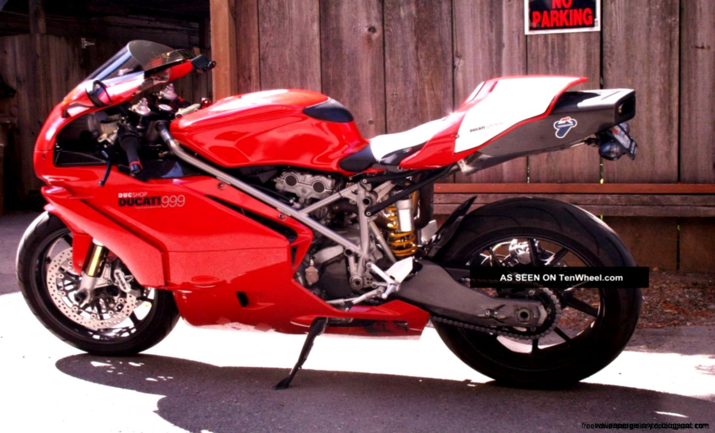 Photo Superbike Ducati 999 Wallpaper Wide  Free High Definition