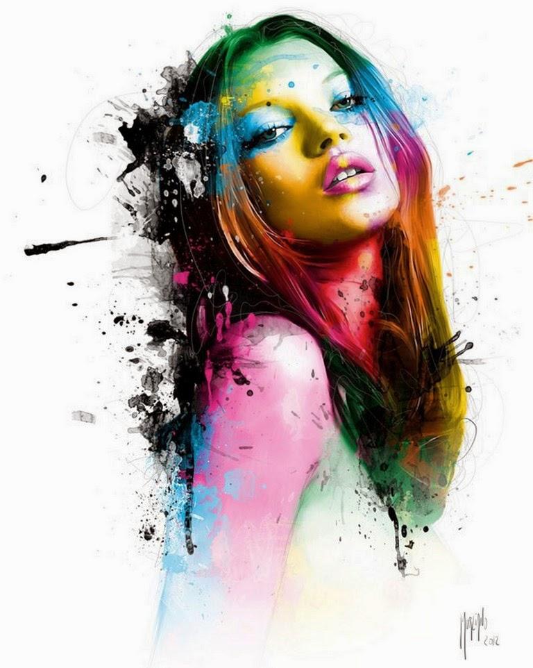 Pintura moderna y fotograf a art stica expresivos - Decorarte pinturas ...