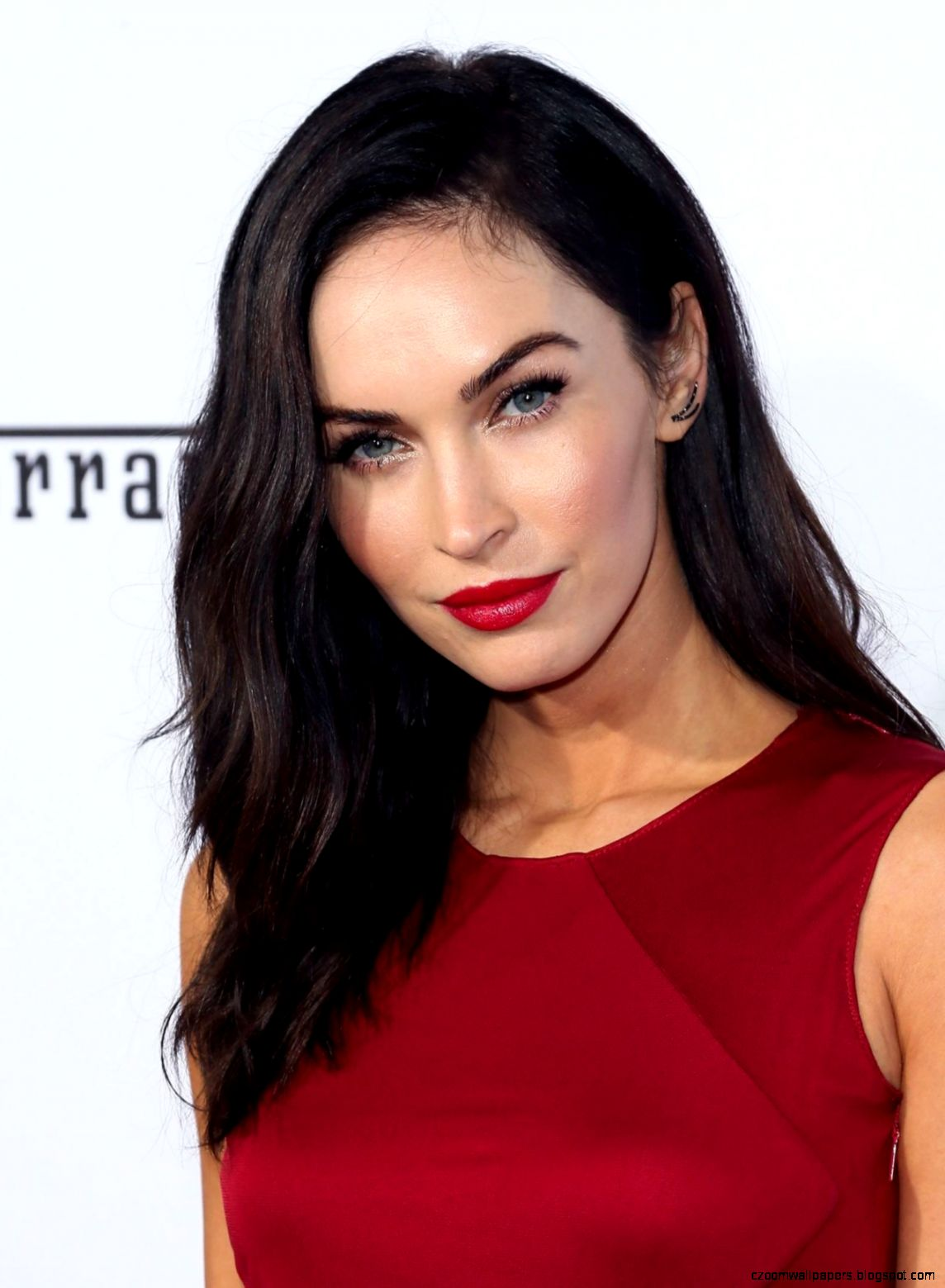 Megan Fox Ferrari