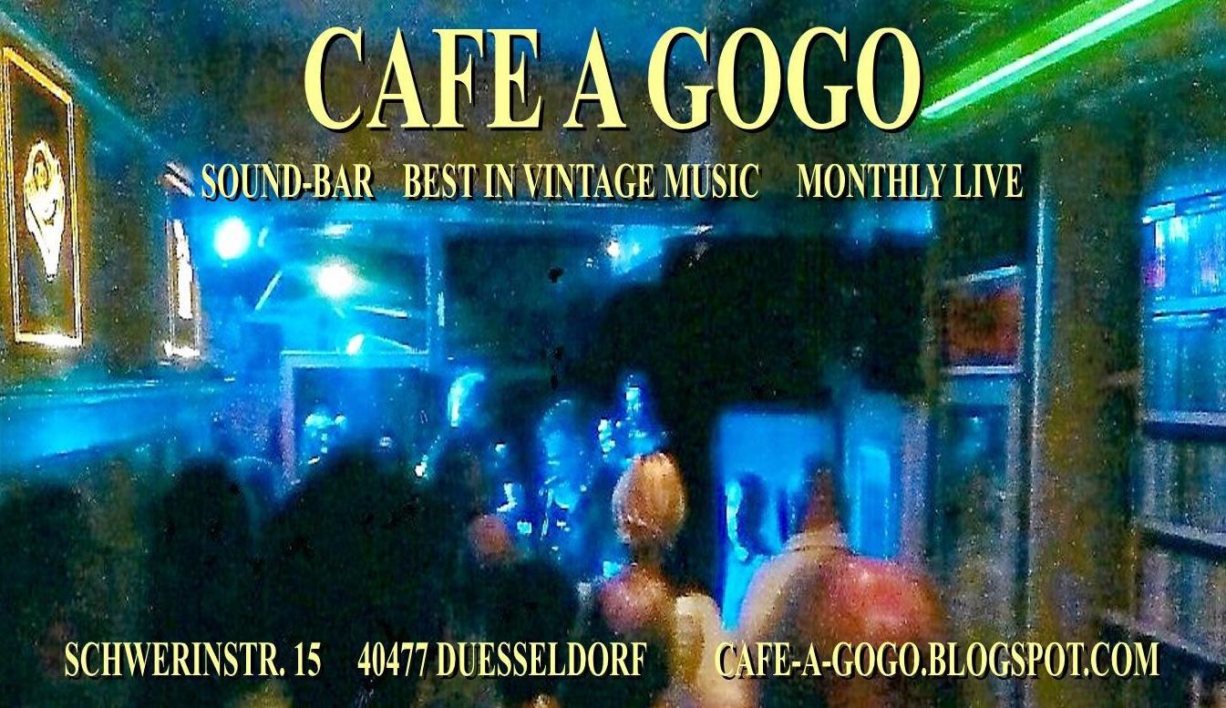 CAFÈ Á GoGo