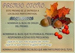 Regalo de Rayén. Premio otoño