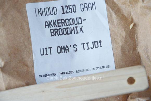 akkergoud broodmix