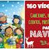 Recursos TIC: más de 160 vídeos de canciones y cuentos de Navidad para Educación Infantil