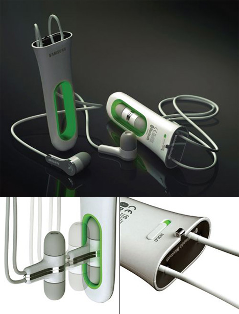 Unusual Headphones and Creative Earphones (15) 2
