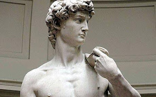 Michaelangelo's David