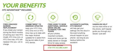 Kecewa! Beli HTC One (M8) Gak Langsung Dapat Gratisan 50GB Google Drive