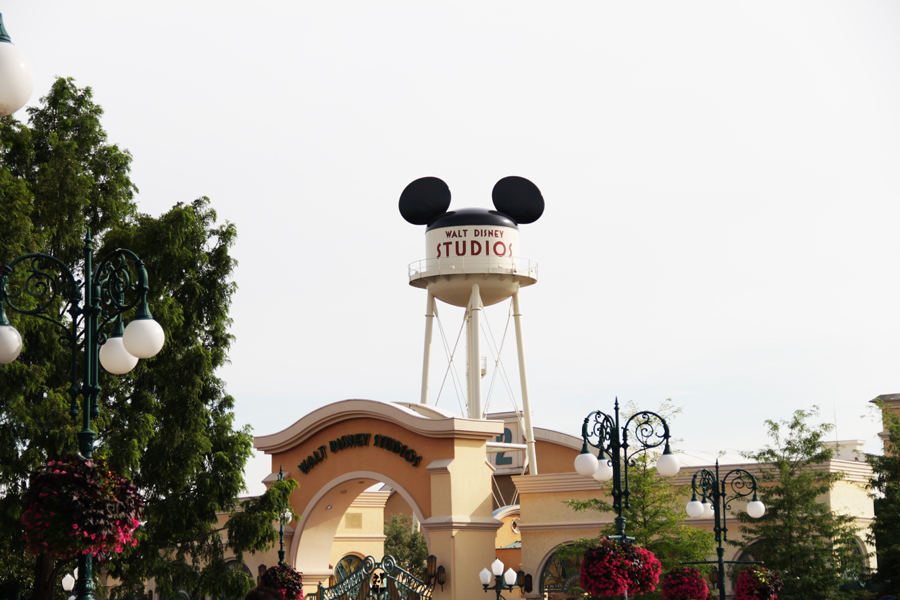 disney land paris studios