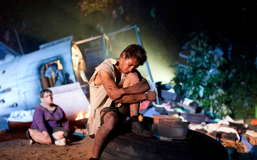 """a review of the theater version of lord of the flies Chicago theatre beat raves lord of the flies is a """"powerful review: anarchy rules in lord of the flies ~westwordcom see a full cast list in the applause program."""