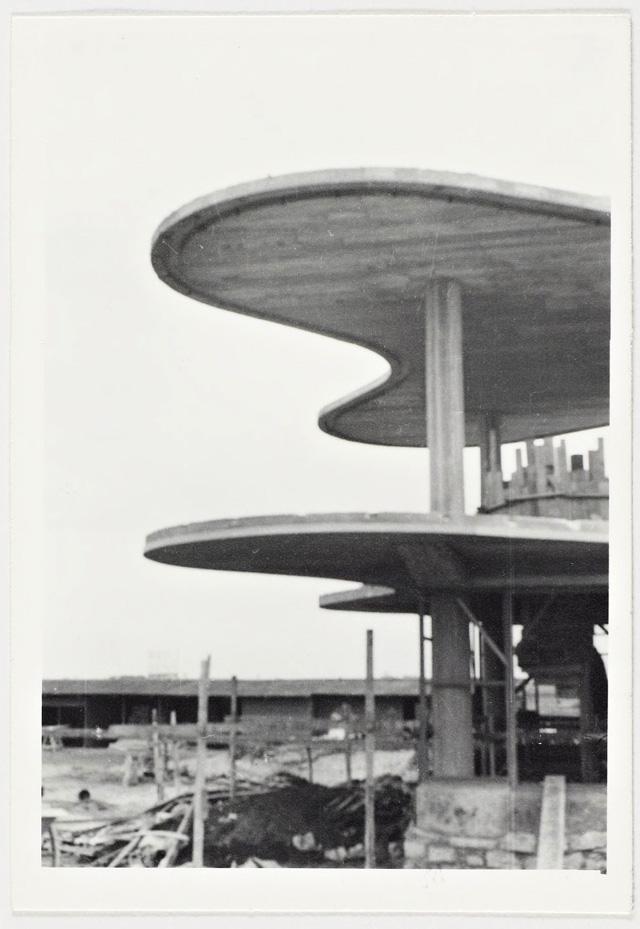 Lost masterpieces marcel breuer 39 s ariston club modern design by modern - Marcel breuer architecture ...