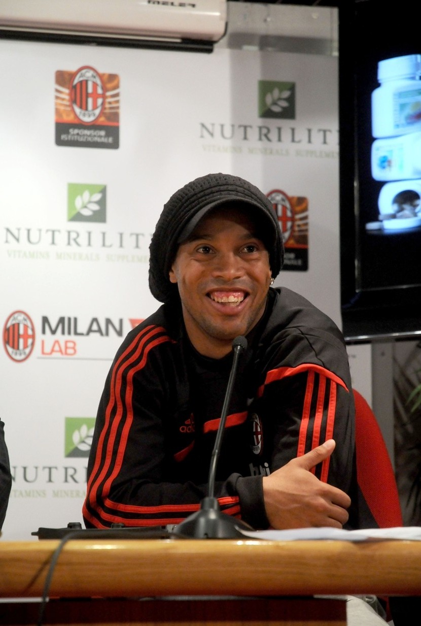 Ronaldinho Family I Was Here.: Ro...
