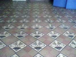 keramik lantai