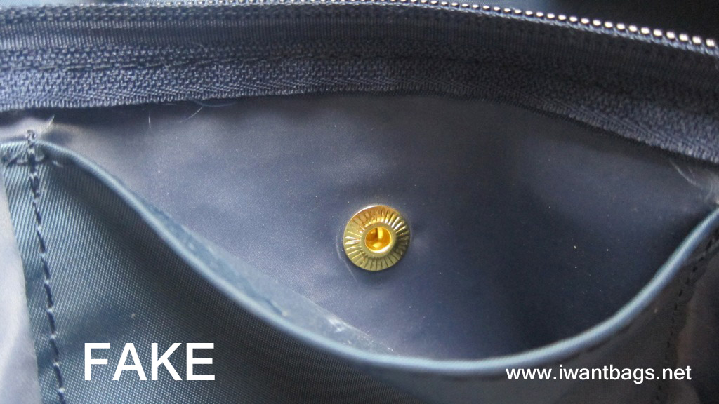 how to clean longchamp bag inside