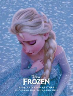 Gambar Frozen Elsa sedih gratis