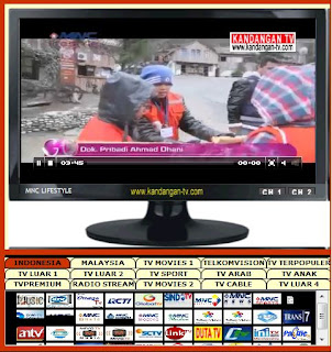 indonesia tv streaming