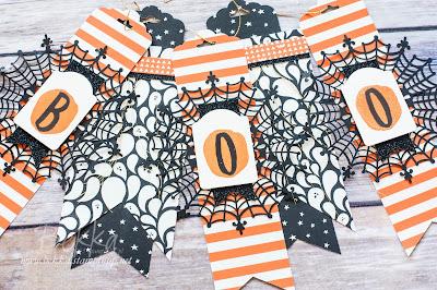 Halloween Week - Boo! Halloween Banner