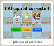 http://juegoseducativosonlinegratis.blogspot.com/2012/10/atrapa-al-correcto.html