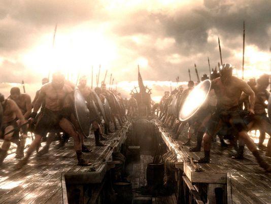 """Primeras imágenes de """"300: Rise of an empire"""""""