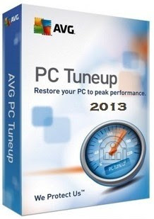 AVG PC Tuneup 2013 full versi