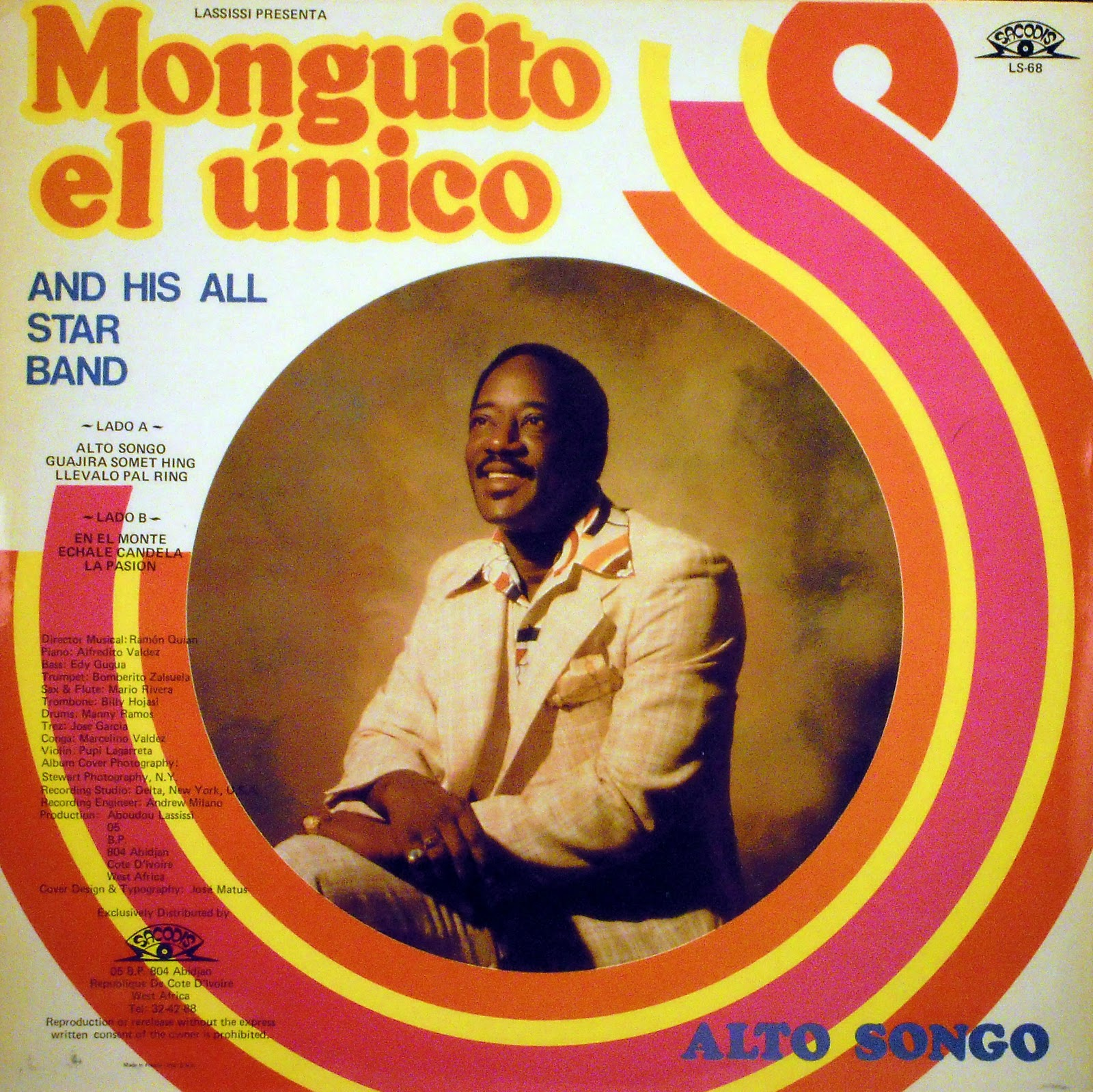 Afro-Cuban All Stars - Alto Songo - Son Montuno Lyrics ...
