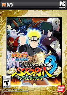 Naruto Shippuden Ultimate Ninja Strom 3 Full Burst - RELOADED