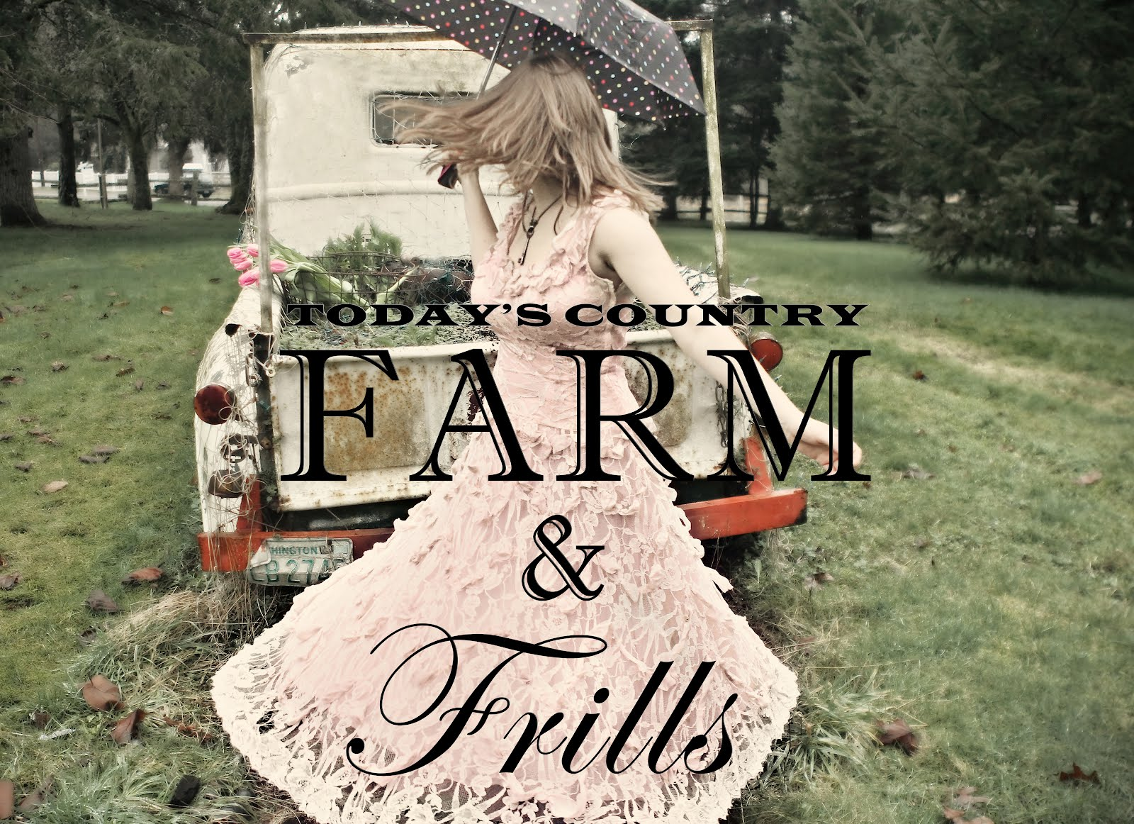 Today's Country Farm & Frills