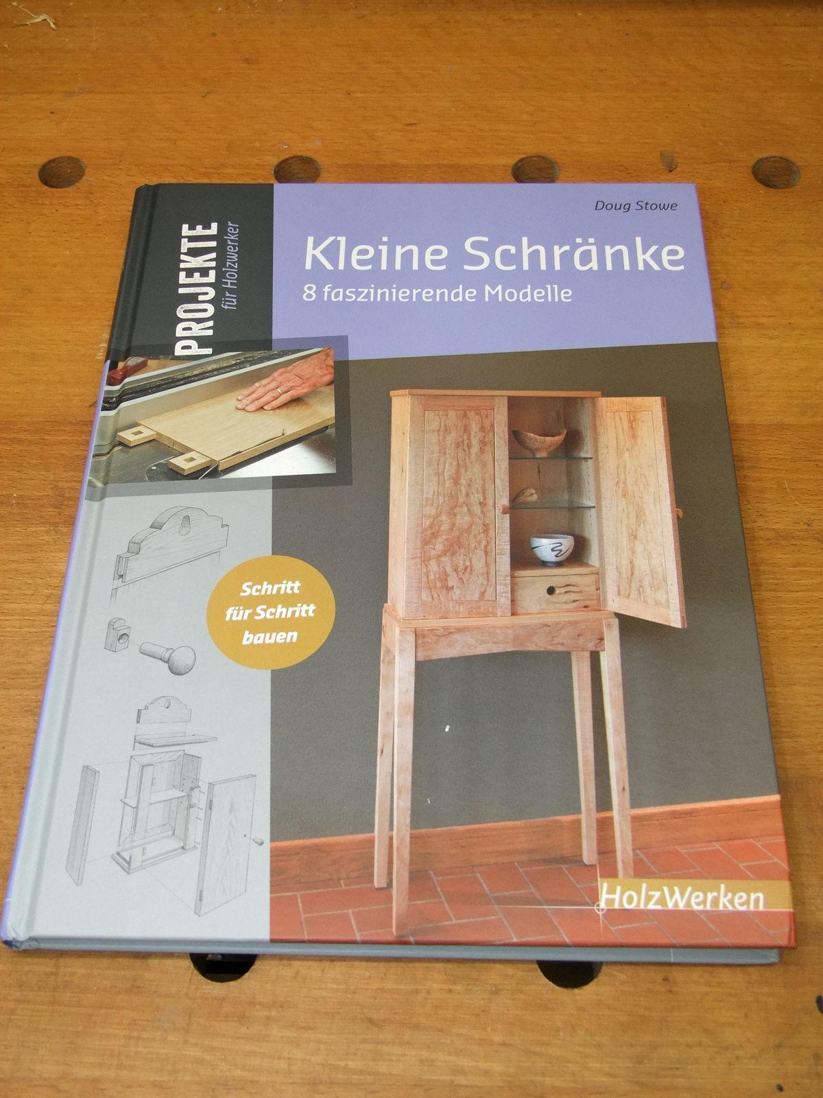 michas holzblog buchvorstellungen kleine schr nke. Black Bedroom Furniture Sets. Home Design Ideas
